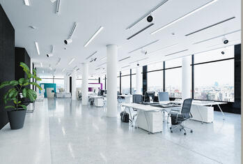 10 Ways a Healthy Office Space Can Increase Employee Productivity