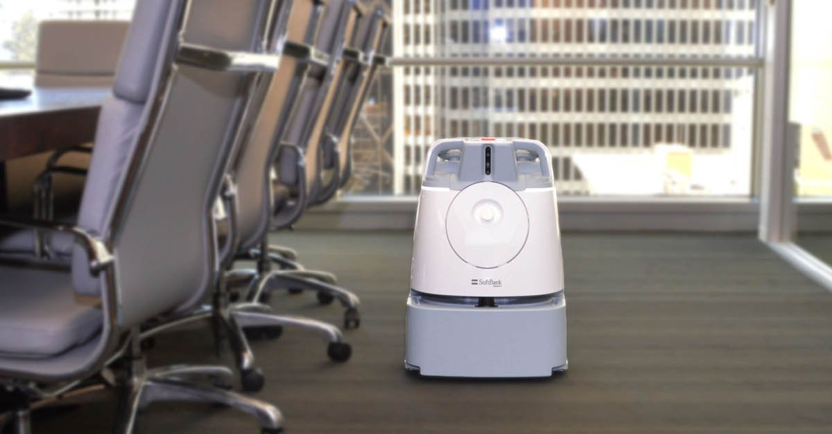 The Future of Commercial Cleaning is People, Devices and Data