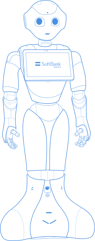 Pepper Humanoid Robot Features
