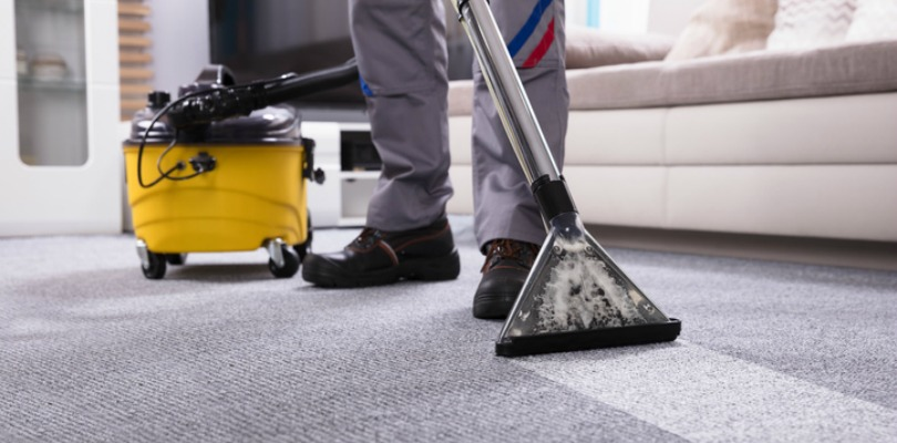 Upgrading Your Commercial Carpet Cleaning Equipment 810x400