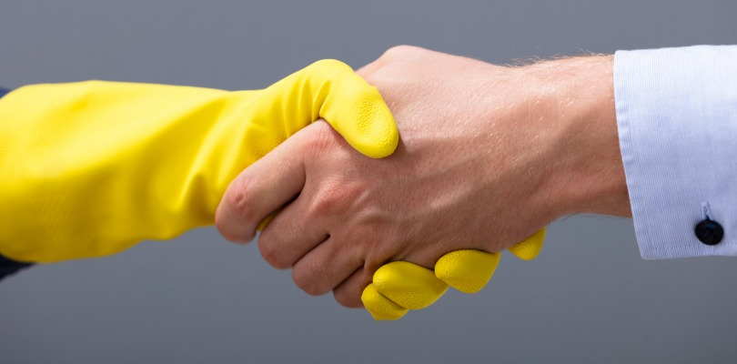 What is a Performance-Based Cleaning Contract?